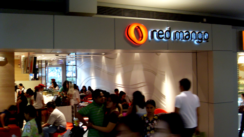 redmango My Red Mango Yogurts Experience at SM Mega Mall 