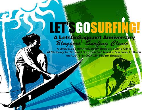 Surfing with Sago