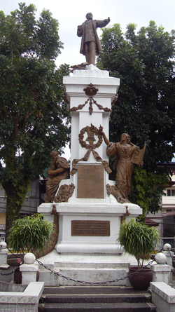 Lucban Rizal Monument