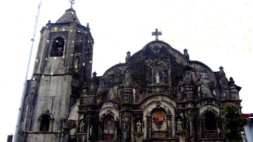 lucban church