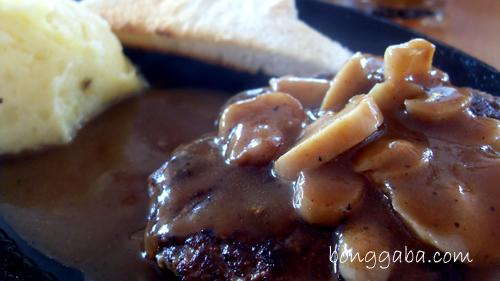 Burger Steak
