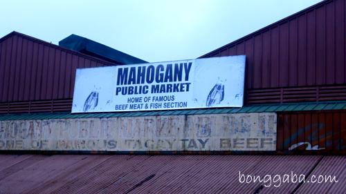 Mahogany Market