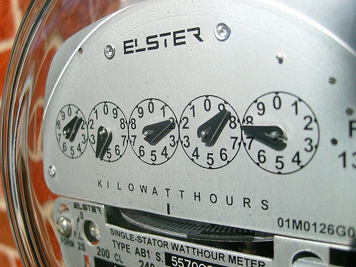 electric meter Home Air conditioning and your Electric Bill