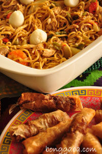 pancit canton3 How to Cook Pancit Canton: Perfect Dish for Birthdays