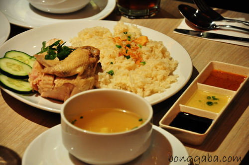 Kenny Rogers Roasters Hainanese Chicken set What Makes Kenny Rogers Roasters Different?