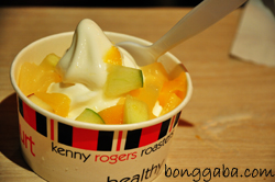 Kenny Rogers Roasters Yogurt What Makes Kenny Rogers Roasters Different?