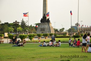 luneta 4 300x199 Luneta (Rizal Park)   Then and Now
