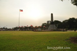 luneta 5 300x199 Luneta (Rizal Park)   Then and Now