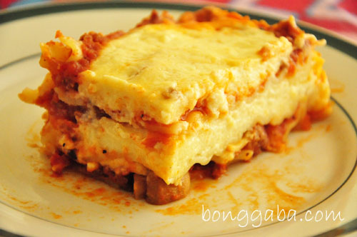 Lasagna with Bechamel Sauce 2 Noche Buena Recipes: Bongga Holiday Dish Ideas