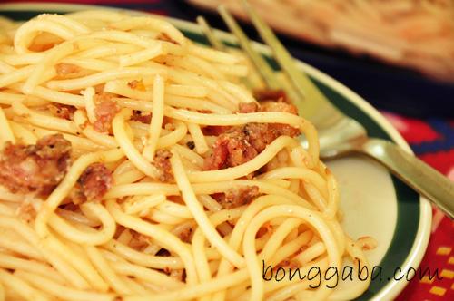 Longanisang Lucban Pasta Longanisang Lucban Pasta Recipe
