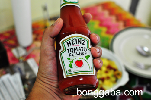Heinz Tomato Ketchup Ginisang Giniling or Ground Beef with Bell Pepper Recipe