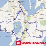BATANGAS VISITA IGLESIA ROUTE IDEA FROM MANILA