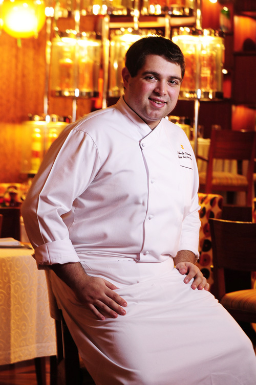 chef roberto cimmino5 Italian Cuisine & Culinary Workshops this May at The Maya Kitchen   