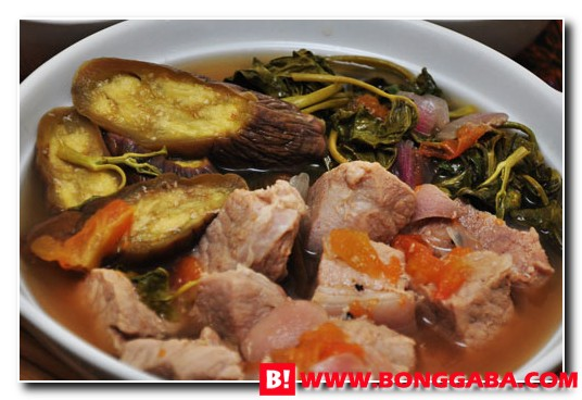 Easy Pork Sinigang Recipe