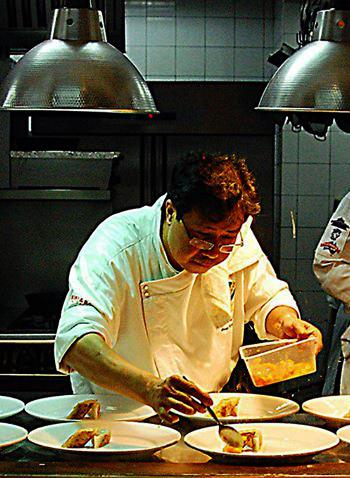 Chef Ariel Manuel  of Lolo Dad's (2)