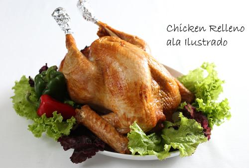 Chicken Relleno ala Ilustrado
