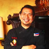 Chef Gene Gonzales at The Maya Kitchen