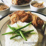 Pan Fried Chicken and Gravy ala Pancake House